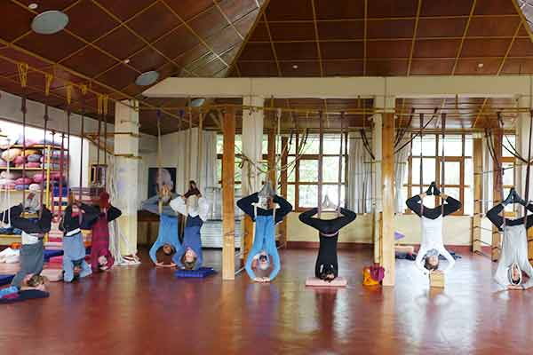 Intensive Yoga Retreats in Himachal, India