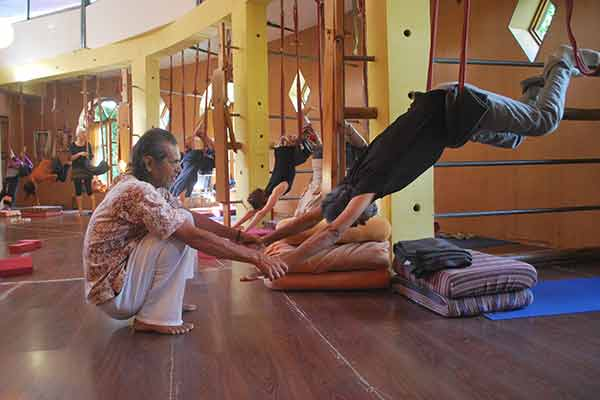 Yoga Therapy Course Goa & Dharamshala - India