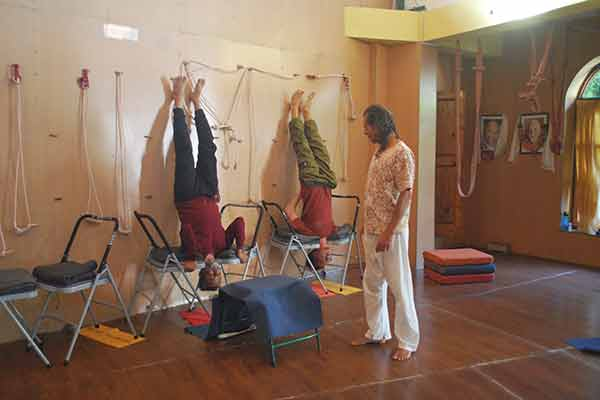 Yoga Therapy Course with Yoga Master Sharat Arora